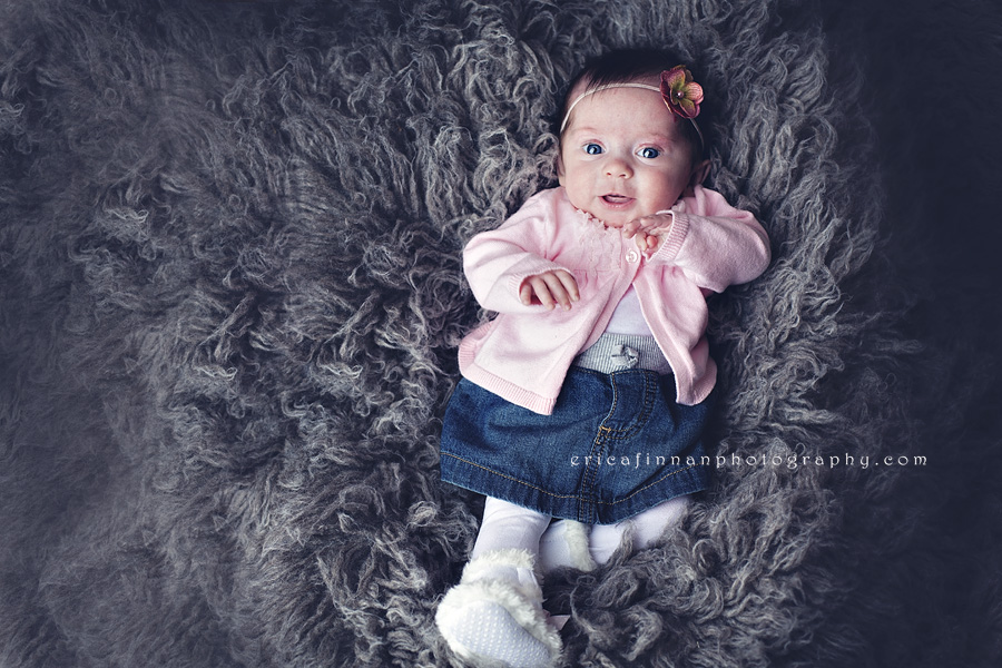 3 Month Old Baby Girl
