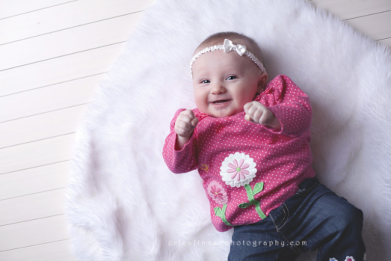 ac90c50a3 Three month old baby girl photographs in galion ohio