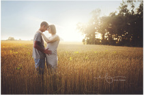Nevada, Ohio maternity session