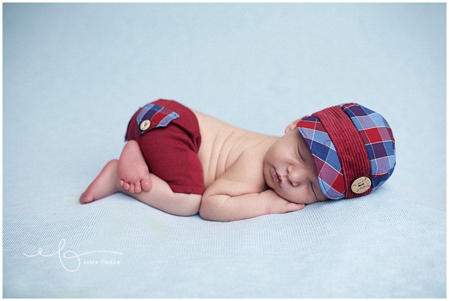 newborn baby boy, Galion ohio newborn photographer