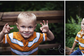 four year old photo session