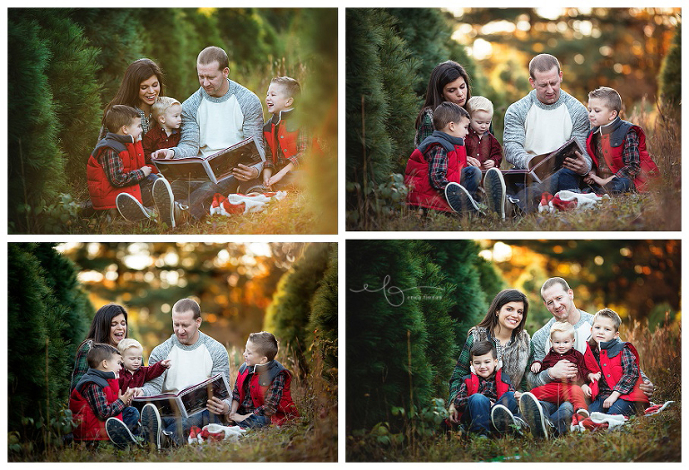 Christmas Tree Farm Photography.Christmas Tree Farm Photography Sesssion