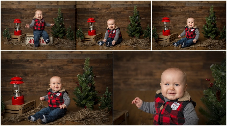 Six month old photo session 2