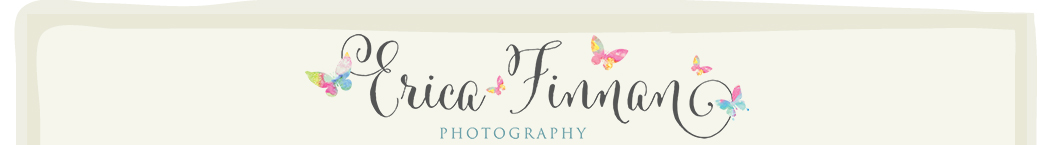 Newborn and Children's photography in Galion,Ohio logo